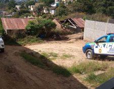 Operativo de captura de Alexia López Ortiz. (Foto: PNC)