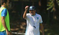 El director técnico Amarini Villatoro aseguró que tiene prácticamente definido su once para hacer frente a la Selección Nacional de Honduras. (Foto Prensa Libre: Cortesía Fedefut)