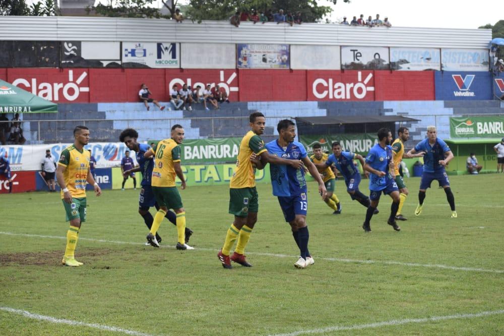 Guastatoya estrena técnico con un empate sin goles de visita