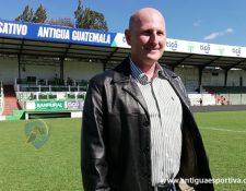 "Jeff ""Ziggy"" Korytoski, nuevo director técnico de Antigua GFC. (Foto tomada de Antiguaesportiva.com)"