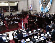 En diciembre o en los primeros días de enero el Ejecutivo presentará las modificaciones al presupuesto 2021, luego que el Congreso ordeno el archivo de la iniciativa que aprobó el 18 de noviembre. (Foto Prensa Libre: Hemeroteca)