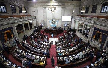 Una aplanadora oficialista aprobó el presupuesto 2021 en una sola jornada. (Foto Prensa Libre: Hemeroteca PL)