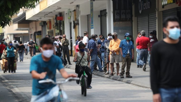 Contagios de coronavirus en Guatemala fueron de 147 y se reportaron 6 fallecidos en 24 horas