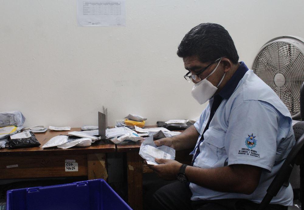 Reactivación del correo: Servicio postal internacional recibe poco interés por parte de aerolíneas