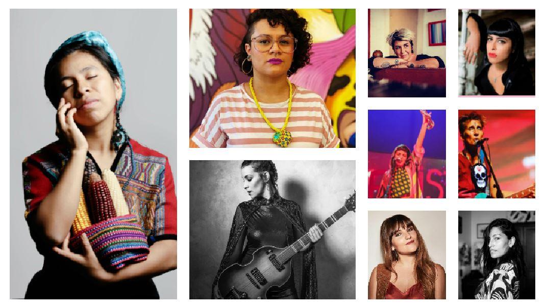 Festival Abrazarte: Andrea Echeverri, Sara Curruchich, Gaby Moreno y otras cantautoras se unen para ayudar a damnificados por Eta en Guatemala