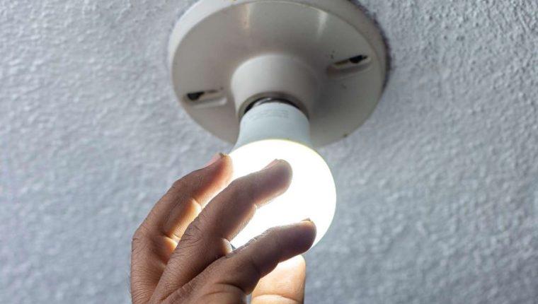 EEGSA alerta sobre cortes de energía eléctrica. (Foto Prensa Libre: Hemeroteca PL)