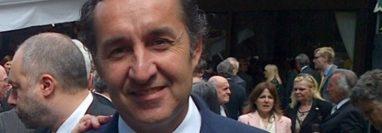 Fulvio Pompeo, jefe de la misión de la OEA que viene a Guatemala. FOTO: Chubut para todos
