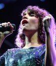 Gaby Moreno será la primera guatemalteca que presentará un evento en los Latin Grammy. (Foto Prensa Libre: Keneth Cruz)