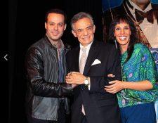 La familia Sosa Noreña es beneficiaria de los bienes del testamento de José José. (Foto Prensa Libre: Instagram)