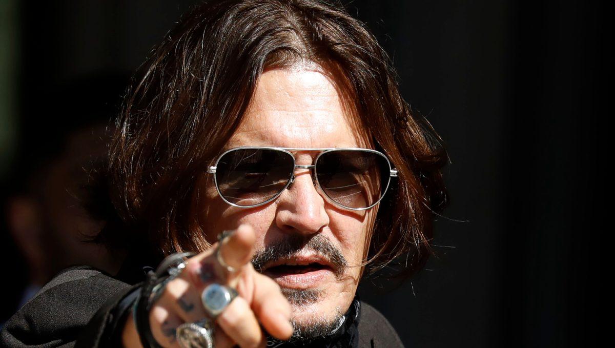 """Johnny Depp queda fuera de la saga """"Animales fantásticos"""", tras perder su demanda contra The Sun"""