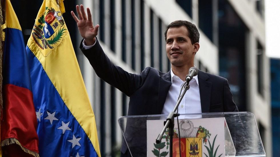 """""""Rechazo los ataques a la democracia"""": Guaidó expresa su apoyo a Giammattei ante invocación de la Carta Democrática"""