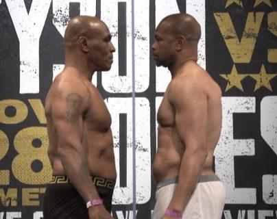 Revelan cuánto ganarán Jones Jr. y Mike Tyson por la pelea del sábado