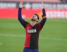 Esta foto le ha costado al FC Barcelona una sanción por la Real Federación Española de Futbol. Foto Prensa Libre: FC Barcelona.