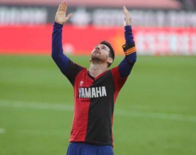 El Barcelona presentará un recurso tras la sanción a Messi por homenaje a Diego Maradona