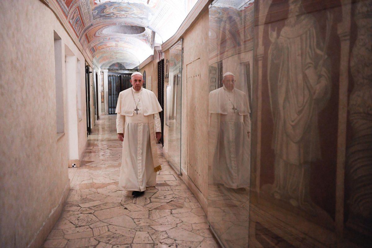 El Vaticano asegura que los comentarios del papa Francisco sobre personas del mismo sexo fueron sacados de contexto
