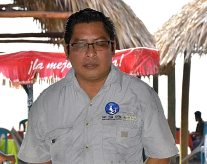 Fallece periodista Mario Ortega atacado en Puerto San José