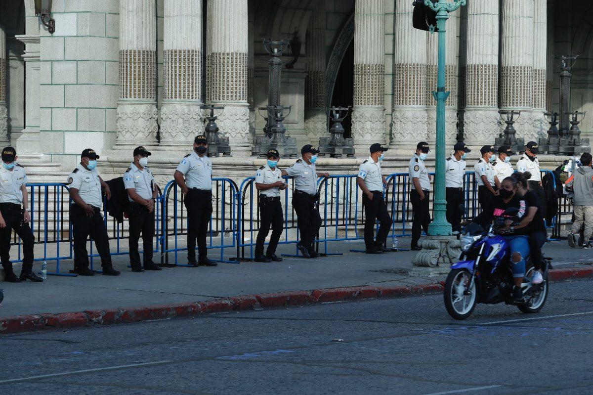 #28N: Ministro de Gobernación coordina acción policial previo a manifestaciones