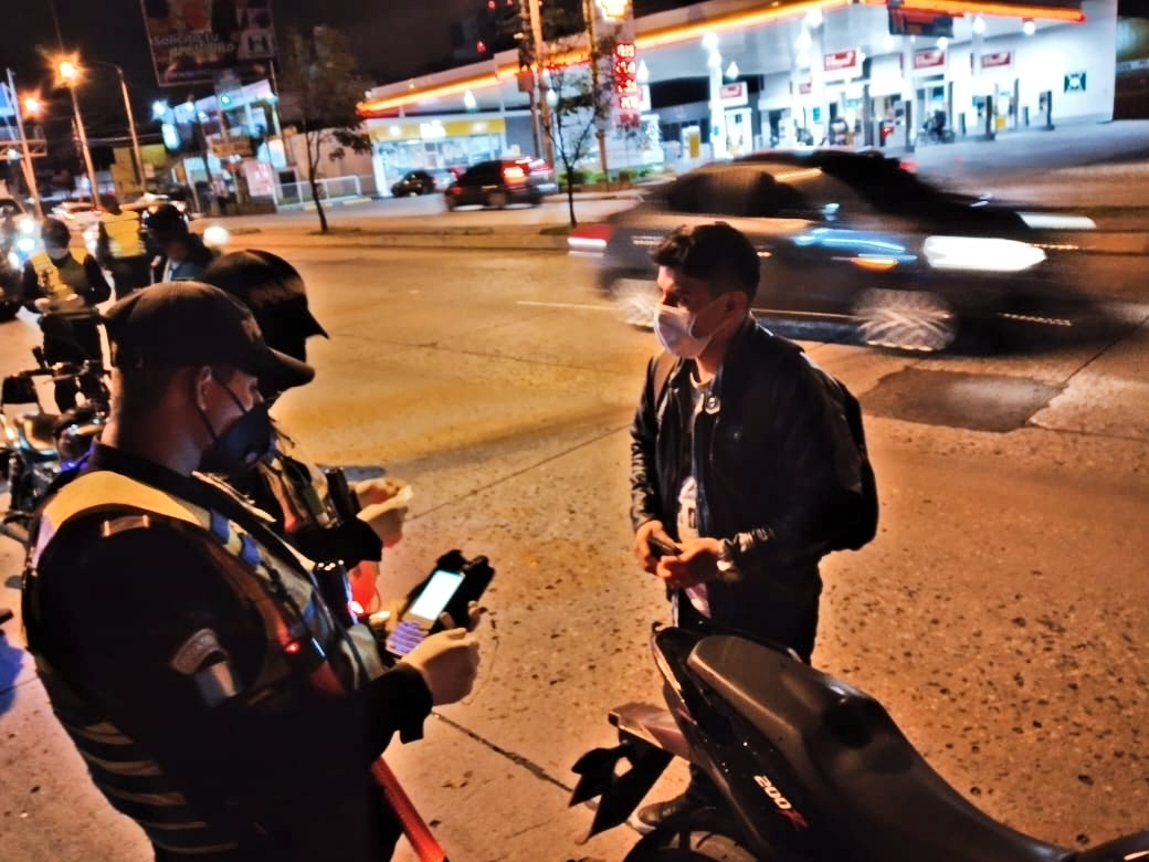 Autoridades detectan a 46 personas conduciendo en estado de ebriedad durante el fin de semana