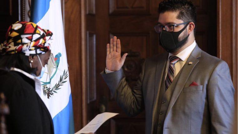 Carlos Sandoval es removido del cargo de viceministro del Deporte y Recreación