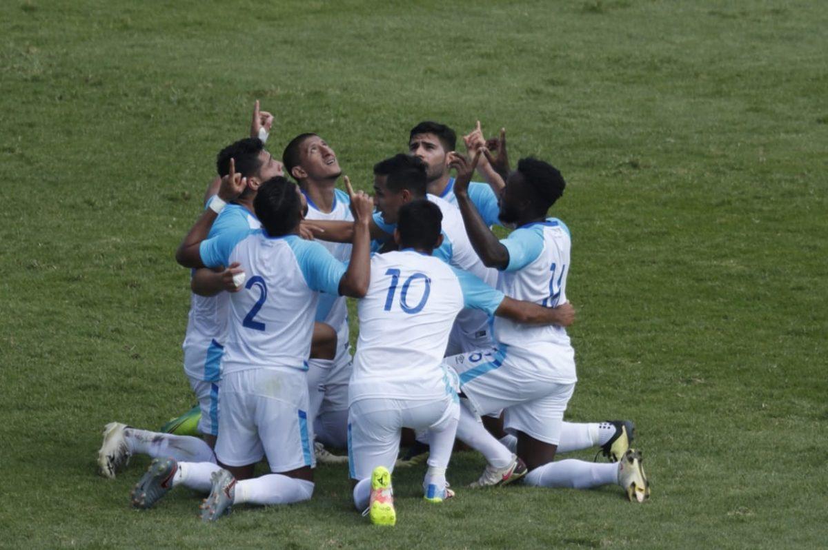 Selección de Guatemala cierra el 2020 en el puesto 131 del ranquin Fifa de diciembre