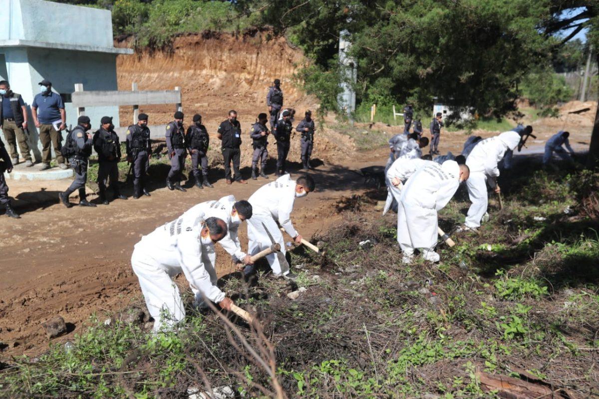 Sistema Penitenciario saca a reos a hacer trabajos de albañilería en Pavoncito