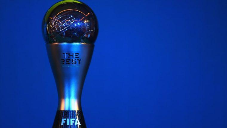 Los tres finalistas de cada categoría serán anunciados el 11 de diciembre y la ceremonia de entrega de premios está prevista el 17 de diciembre. (Foto Prensa Libre: FIFA)