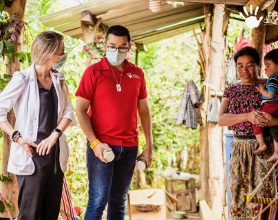 Innovar en pandemia: La empresaria que en medio de la crisis creó un producto con enfoque social
