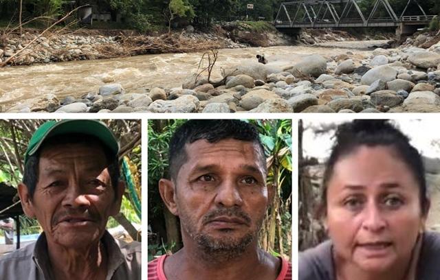 """Lo perdí todo"": Vecinos de Teculután relatan las penurias que afrontan luego del paso de Eta e Iota"