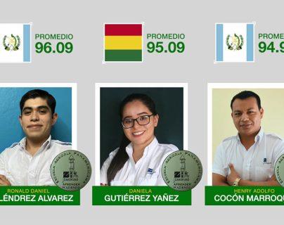 Profesionales guatemaltecos destacan en la graduación de la Universidad Zamora