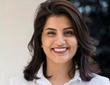 Loujain al-Hathloul fue arrestada en 2018.