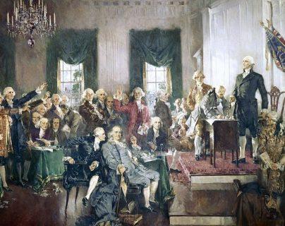 """Qué fue el """"Gran Comité de Preguntas Pospuestas"""", el grupo de 11 personas que inventó el Colegio Electoral con el que se elige al presidente de EE.UU."""