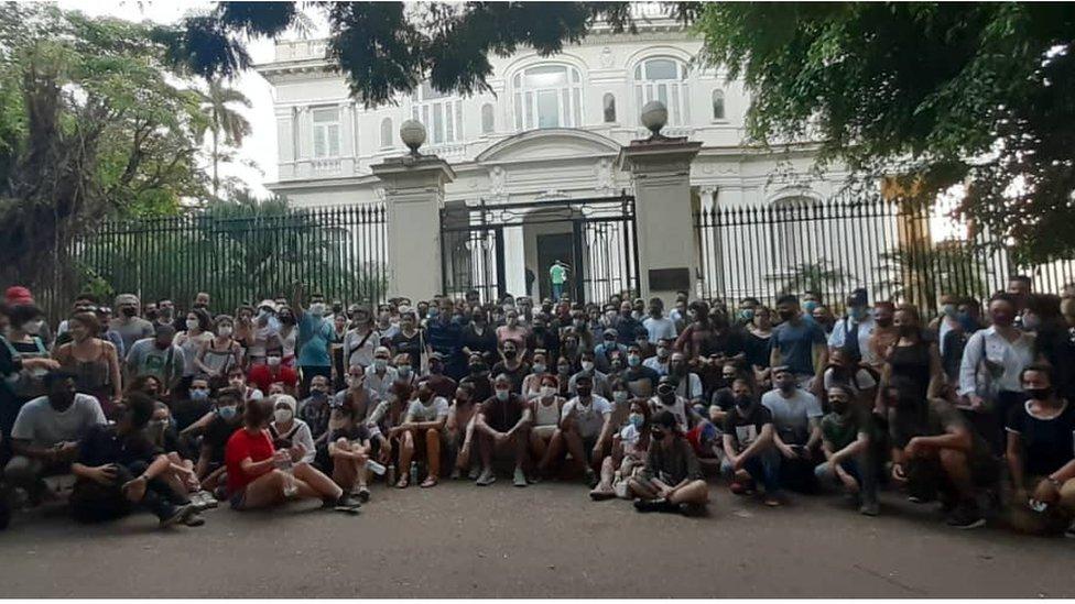 Movimiento San Isidro: el gobierno de Cuba anuncia la ruptura del diálogo con los artistas que protagonizaron una de las mayores protestas de los últimos 60 años