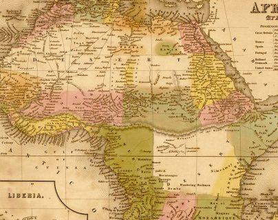 La fascinante historia de las montañas Kong, la cordillera inexistente que apareció durante un siglo en los mapas