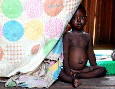 Sobrevivir más allá de la infancia es mucho más difícil en África que en Europa.