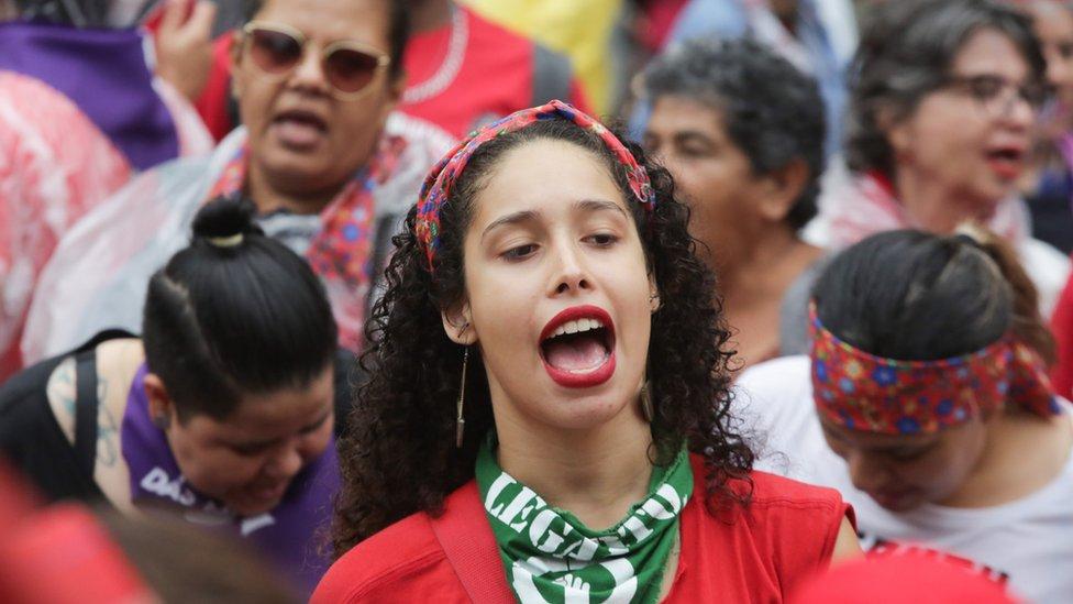 El país de América Latina donde las mujeres tienen el lugar más marginal en política