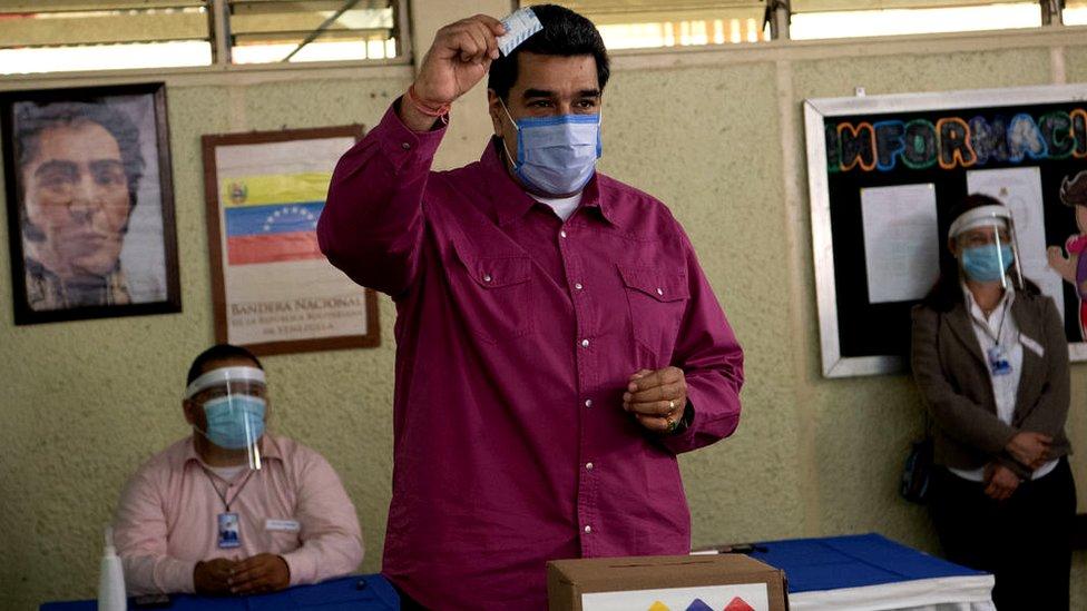 Elecciones en Venezuela 2020: 3 interrogantes sobre el futuro del país que dejan las parlamentarias ganadas por el chavismo