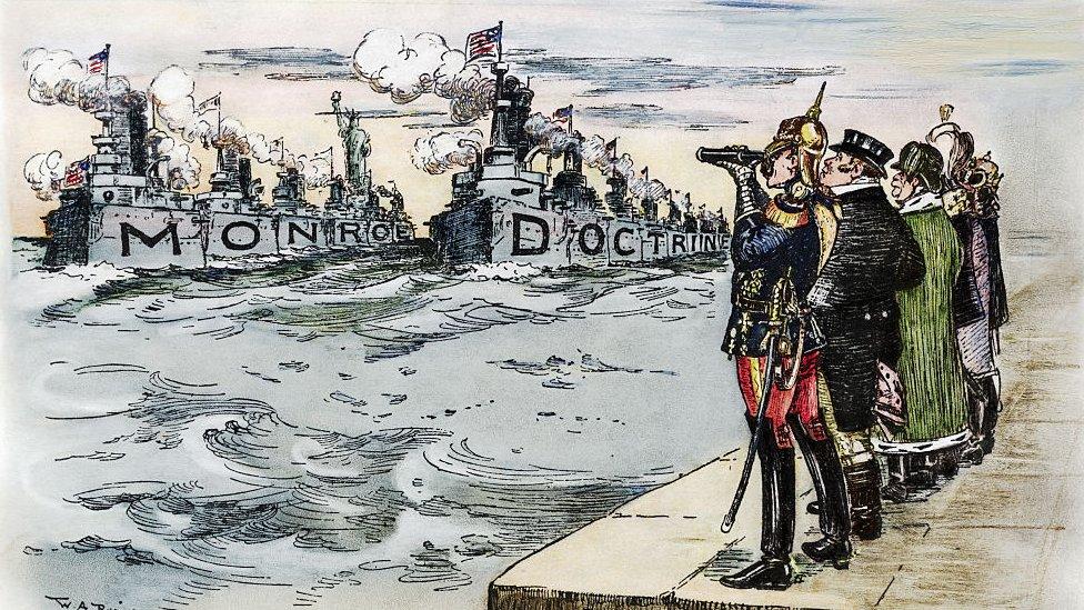 El día de 1875 en que Estados Unidos intervino a favor de Venezuela contra la superpotencia de la época