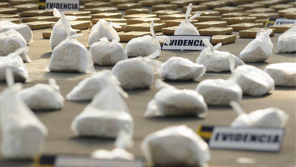 """""""Esto antes era impensable"""": la creciente preocupación por el narcotráfico en Chile"""