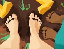 Hay un universo por descubrir bajo nuestros pies.