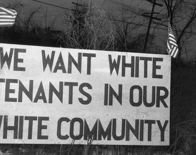 """Racismo en Estados Unidos: qué eran las ciudades """"del atardecer"""" y por qué son parte del crudo legado de la discriminación racial"""