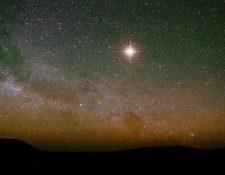 ¿Cómo se compara este evento astronómico con la estrella que guió a los los Reyes Magos hasta el portal de Belén?