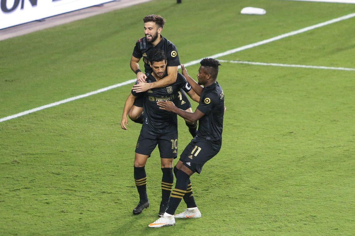 3-1. Los Ángeles FC golea al América y jugará la final contra los Tigres de la UANL