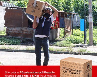 El amor al prójimo y la solidaridad son cualidades que Cervecería Centro Americana, S.A. Foto Prensa Libre: Cortesía