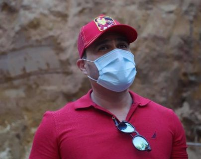 El alcalde de Mixco Neto Bran podría ser investigado por la Fiscalía Especial contra la Impunidad si se le retira el derecho de antejuicio. (Foto: Hemeroteca PL)