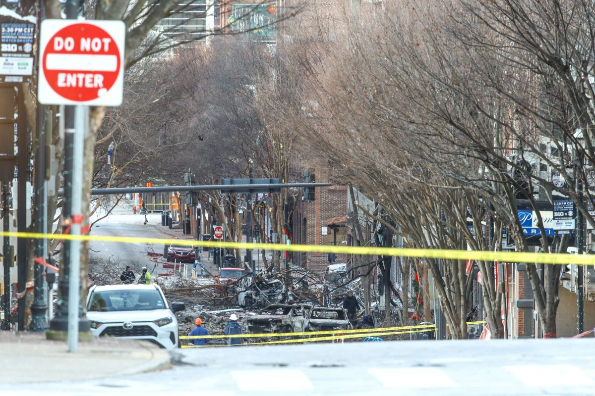 Explosión de Nashville pudo ser un acto suicida, creen  autoridades