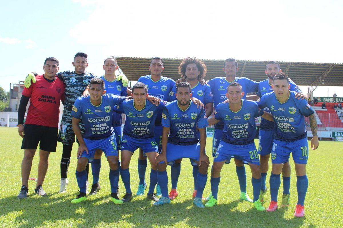 CSD Sololá vence a Mictlán y jugará la final de la Primera División contra Aurora F.C.