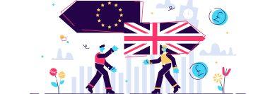 Gran Bretaña y la Unión Europea llegaron a un acuerdo comercial a finales de diciembre 2020.  Imagen:  Freepik