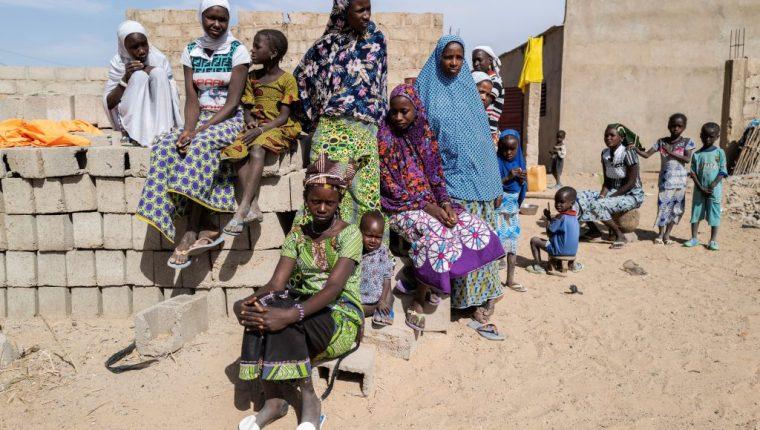 La pandemia ha empeorado la situación de los refugiados. (Foto Prensa Libre: AFP)