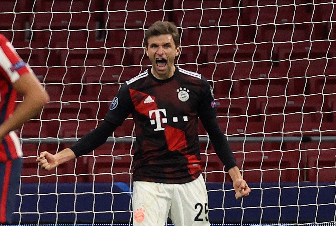 Thomas Müller baja en el Bayern para la final contra Tigres por positivo de covid-19