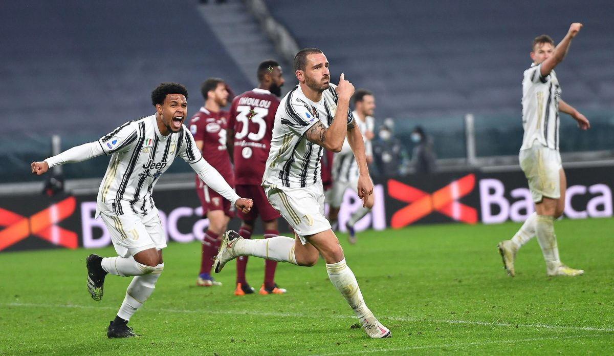 La Juventus remonta y se lleva el derbi ante el Torino